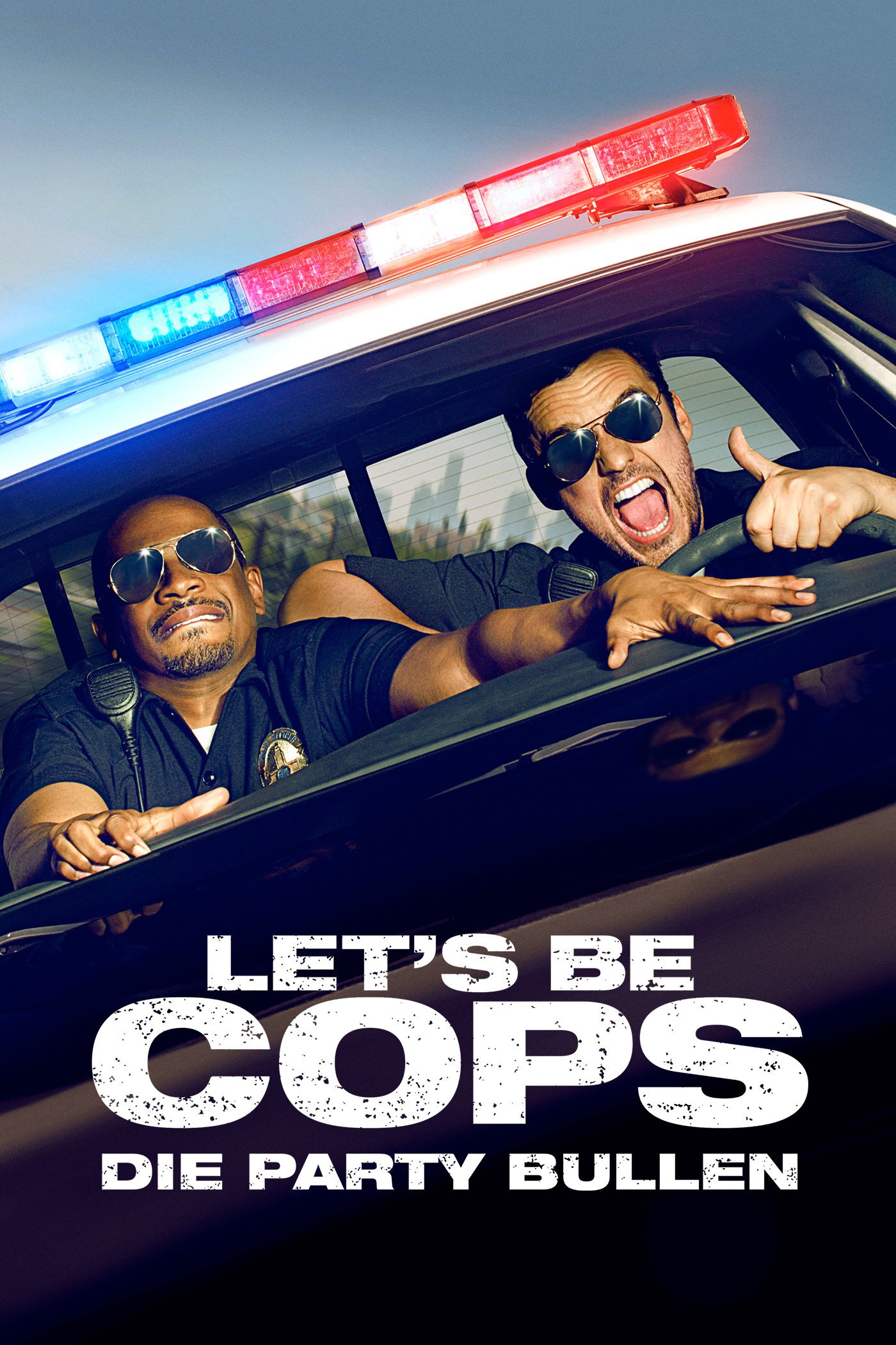 Let's be Cops – Die Party Bullen